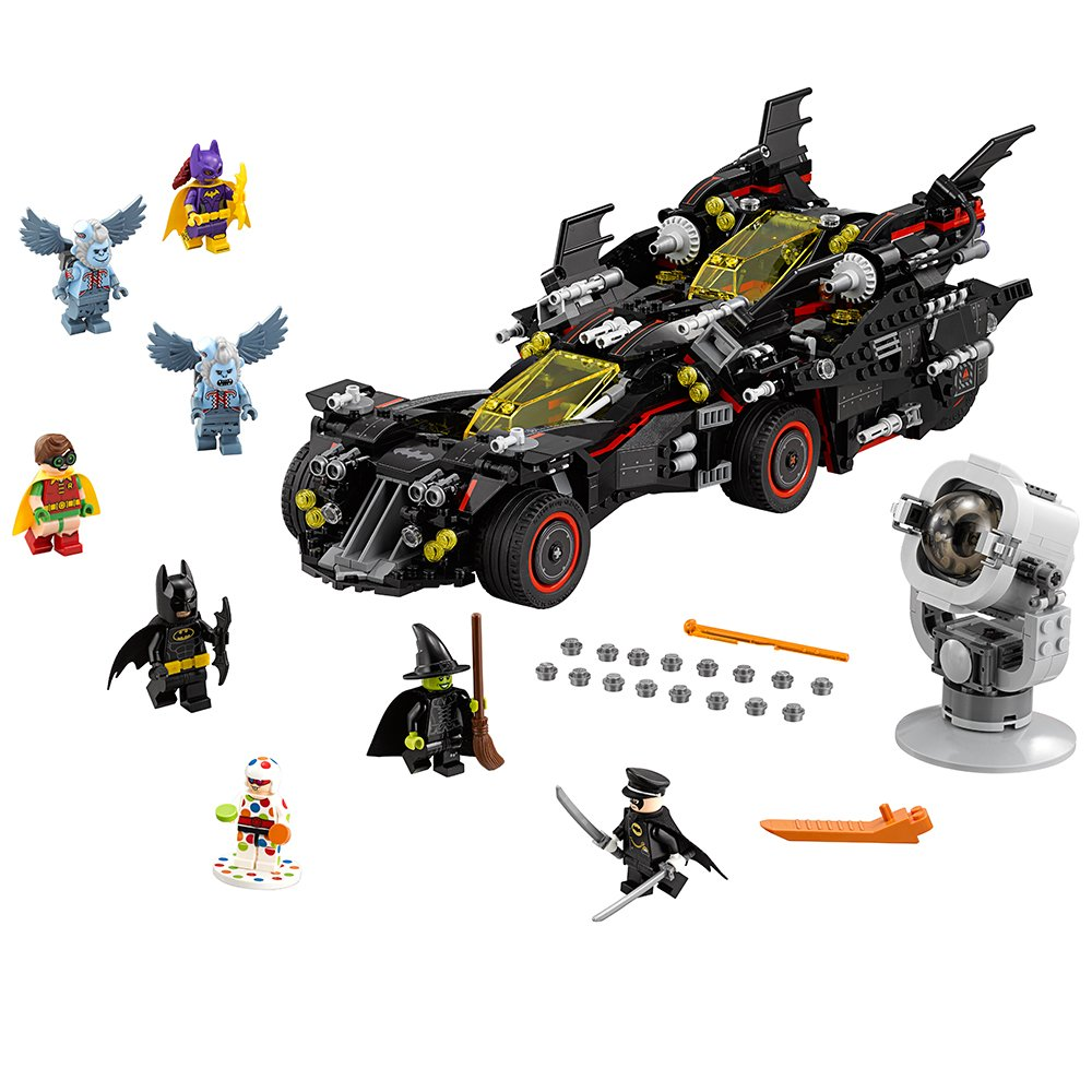 5 Lego Sets You'll Want To Tell Your Minifigs About