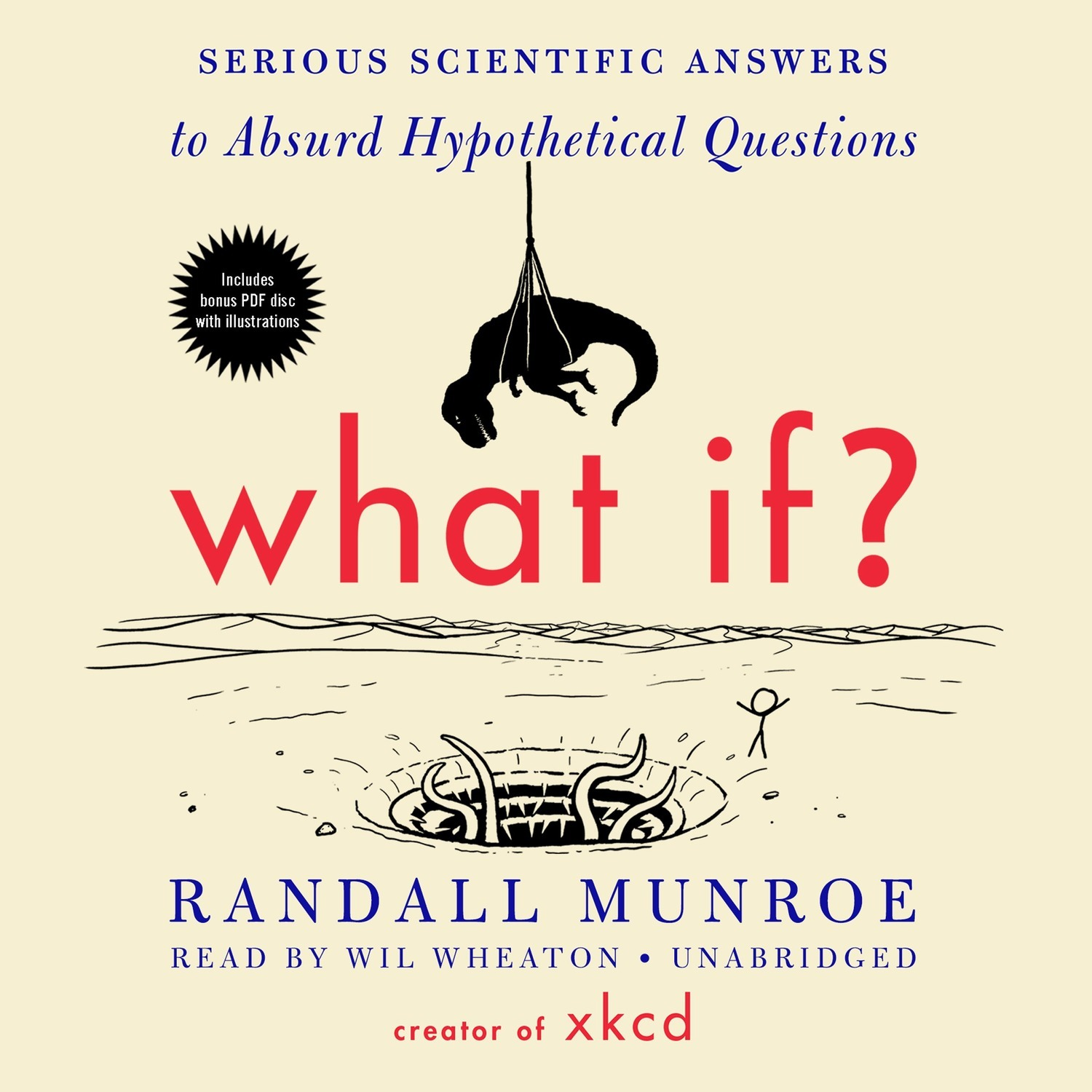 What If Scientific Answers To Absurd Questions