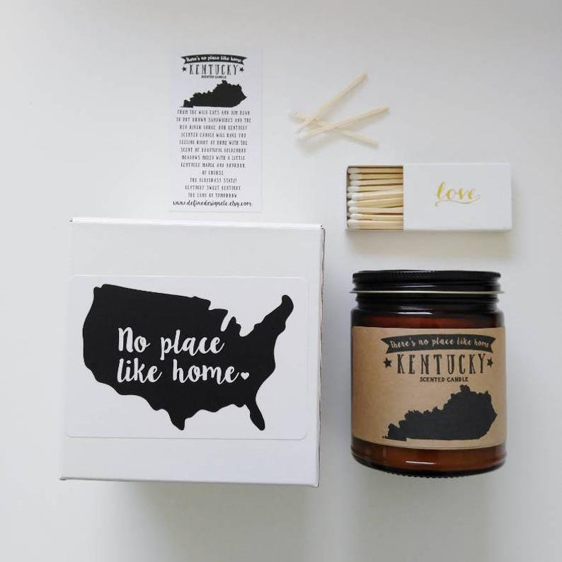 no place like home candles