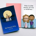 Personal Love Story Book