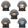 gunko pop iron throne collection from game of thrones