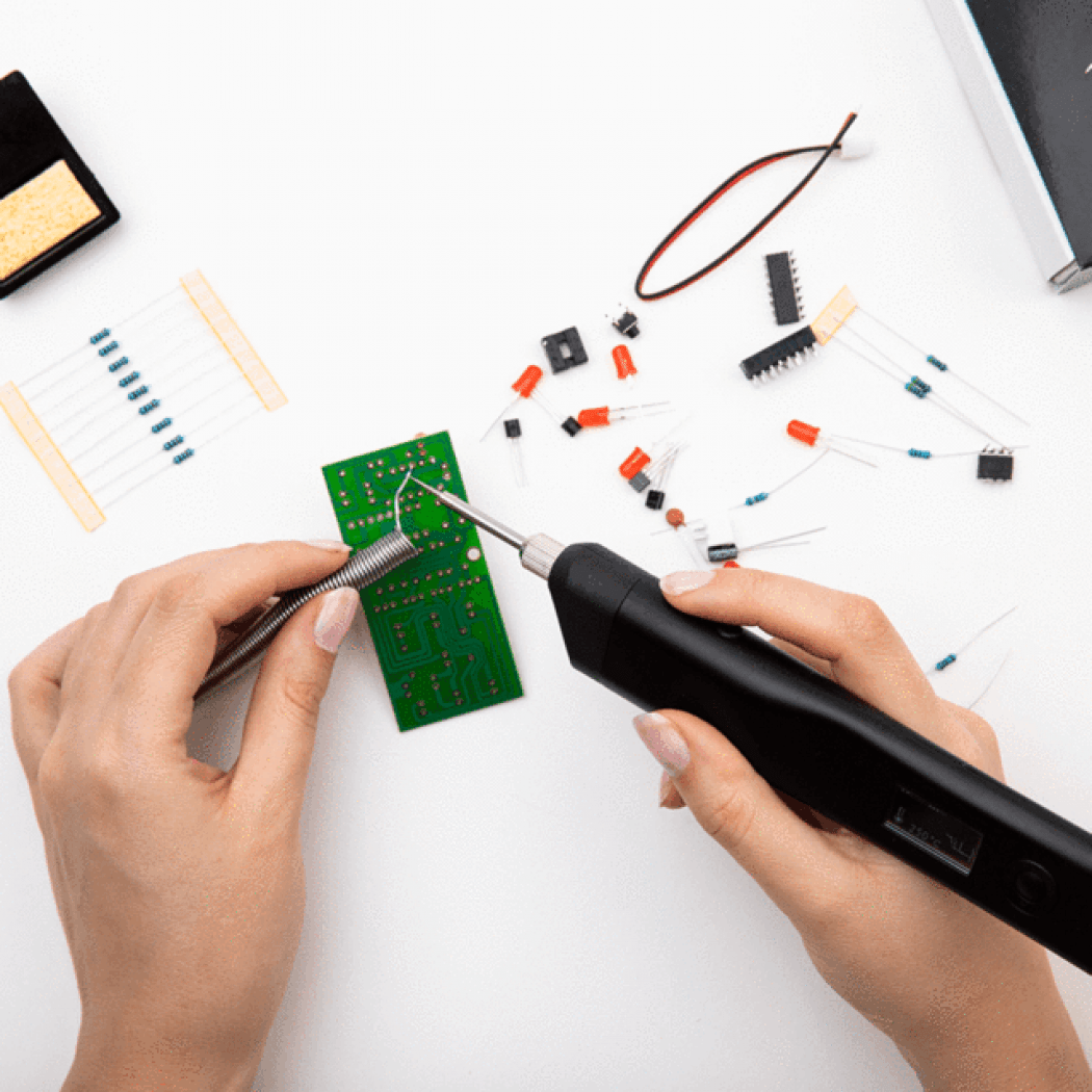 3DSimo MultiPro Combines 3D Printing, Soldering