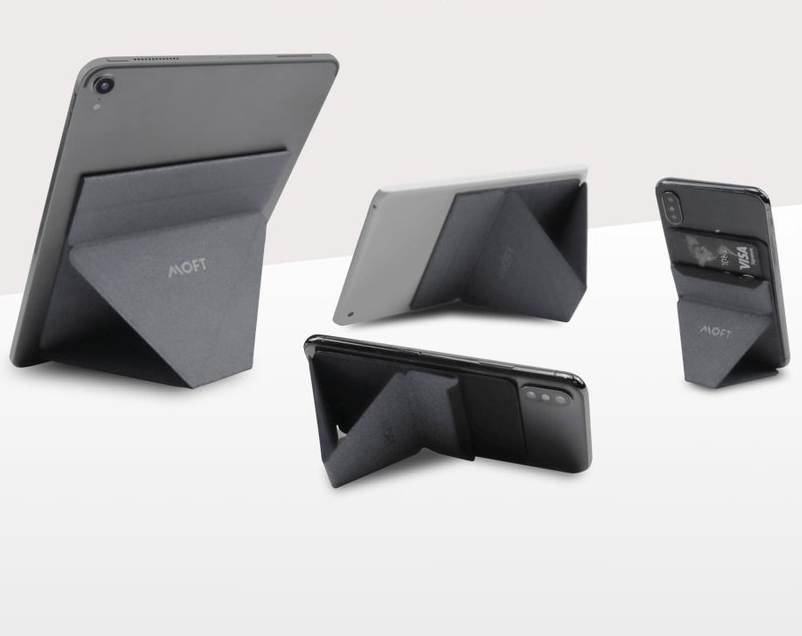 Moft X foldable phone & tablet stand
