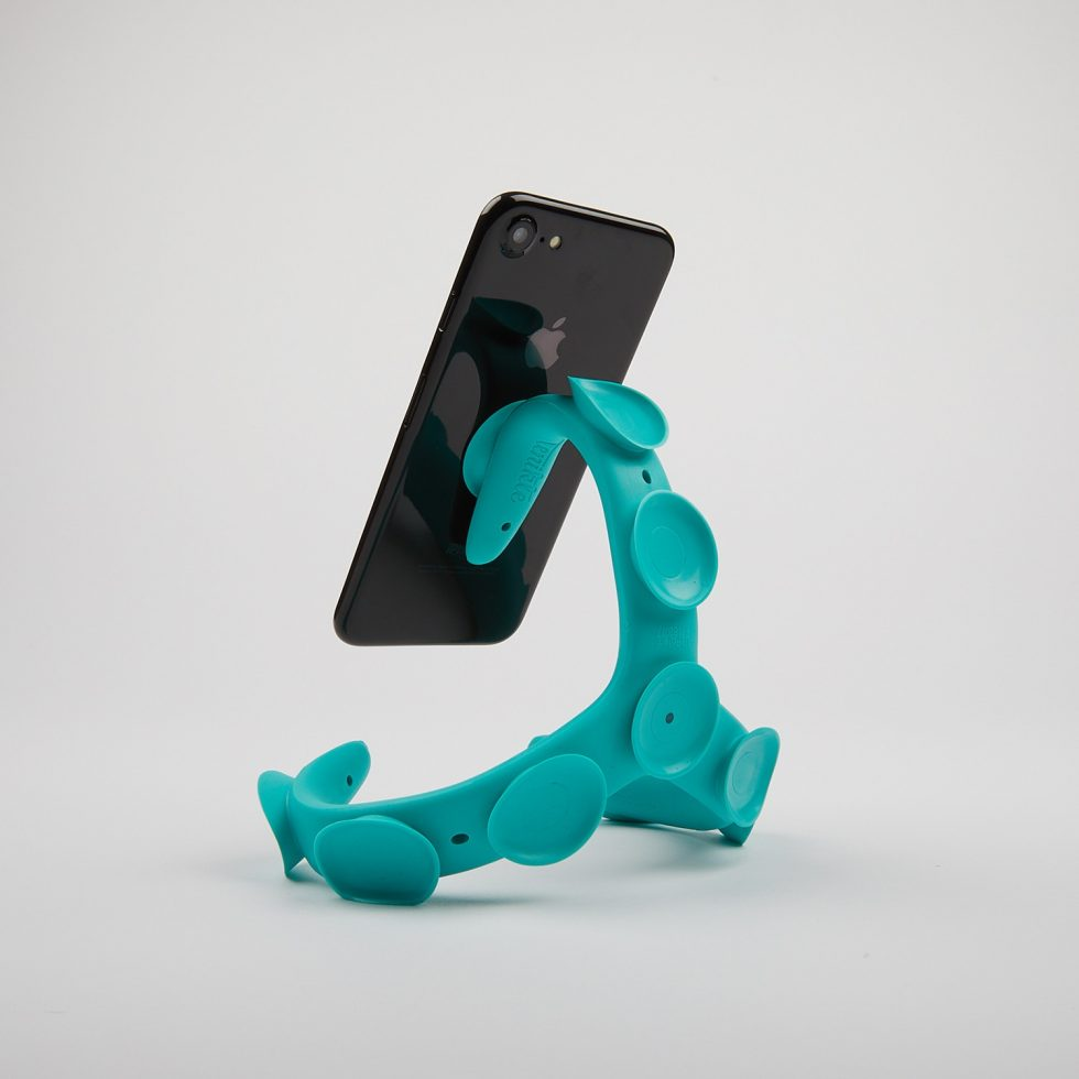 Tenikle 2 Flexible Suction Cup Phone Holder