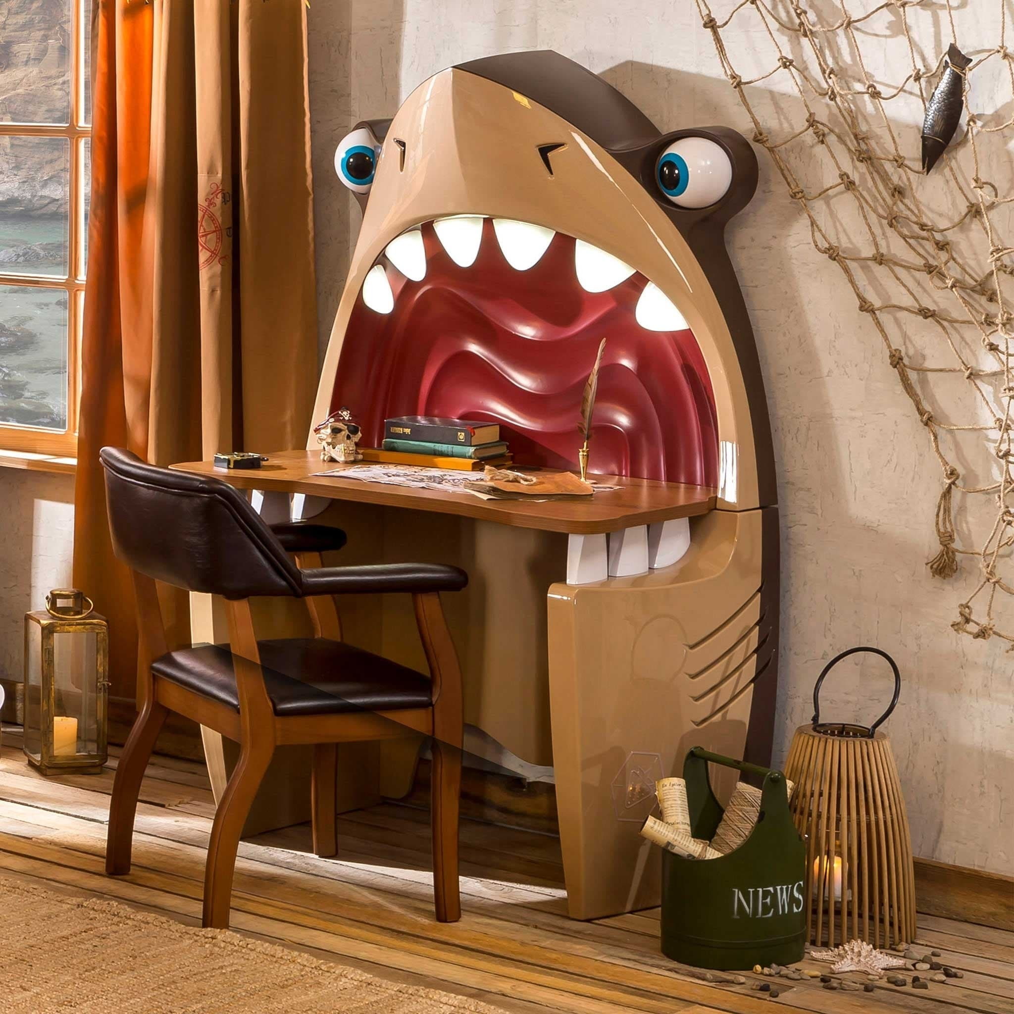 Cilek Pirate Shark Desk
