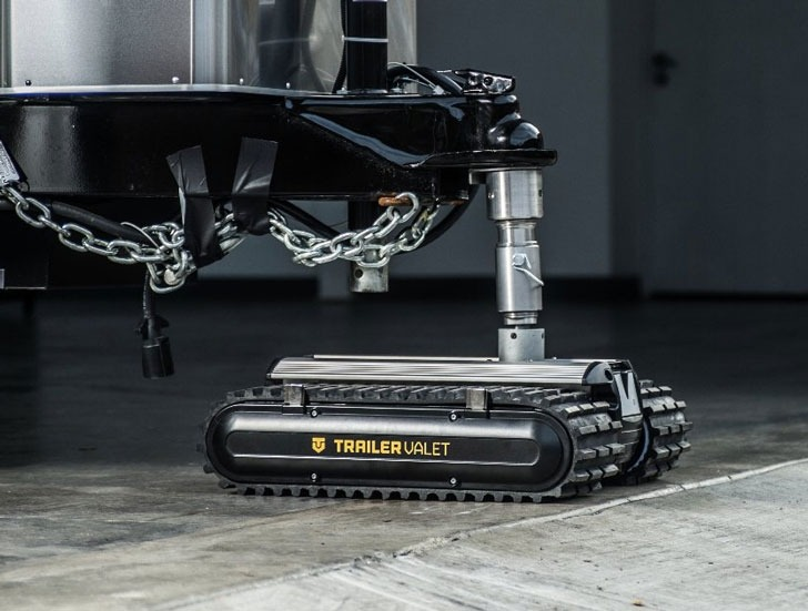 Trailer Valet RVR Remote Controlled Trailer Dolly With Wireless Remote