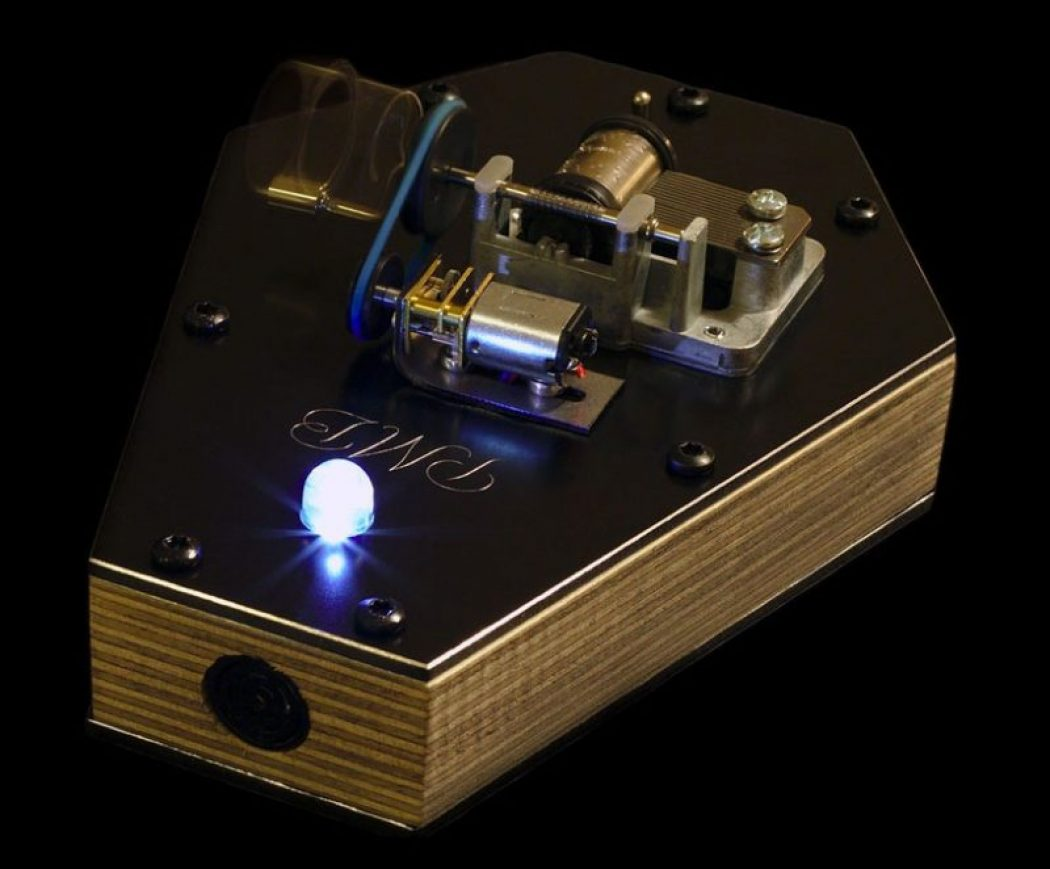 The Paranormal Music Box