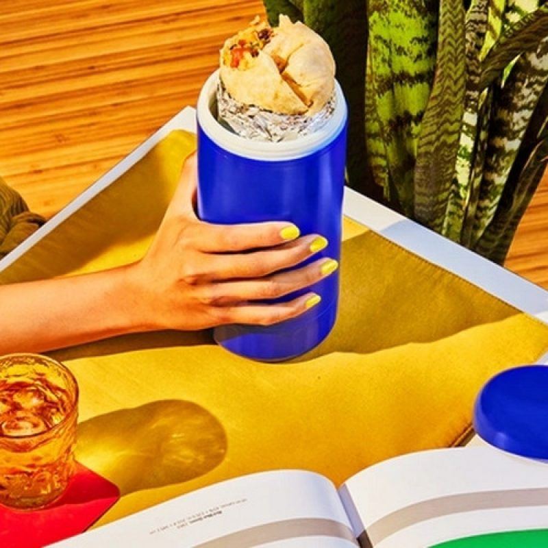 Burrito Pop Is Like A Twist Pop To Raise Your Burrito As You Eat