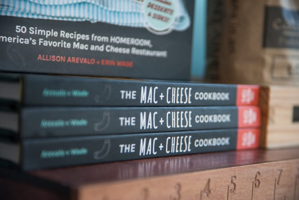The Mac and Cheese Cookbook