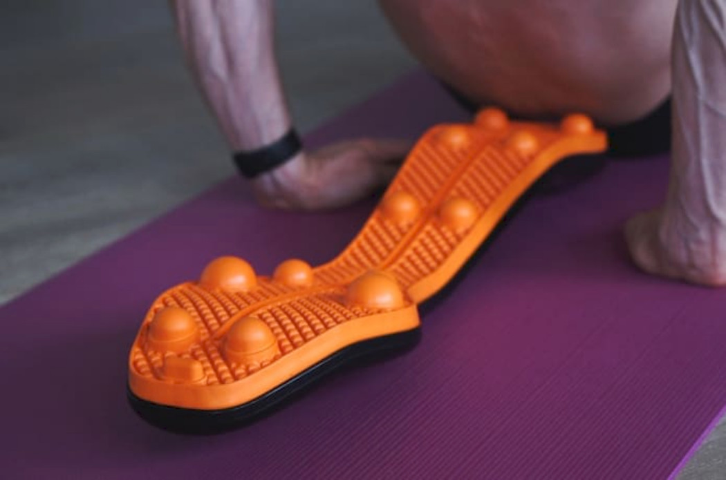 Trigger Point Rocker Relieves Back Pain & Relaxes Muscles