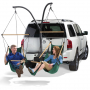 Hammaka Trailer Hitch Hanging Chair Stand with Hammaka Chairs