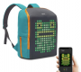 Pix Programmable Mini Backpack With LED Lights