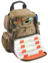 Wild River Lighted Compact Tackle Backpack