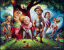 David O'Keefe ``Bushwood - A Tribute to Caddyshack`` 22in x 28in